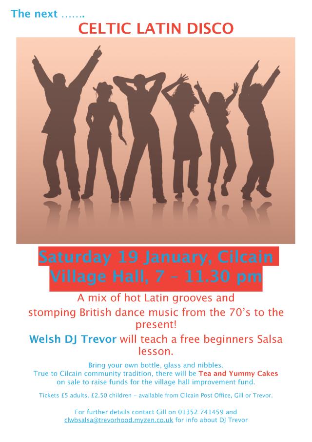 Latin Disco - 19 Jan 2013
