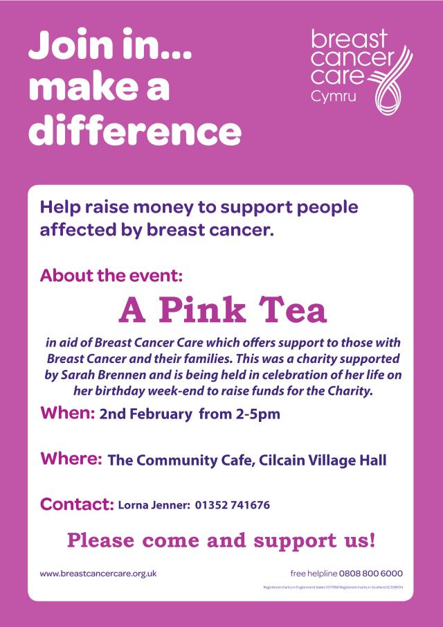 pink tea 2013