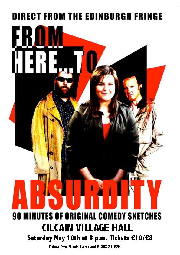 Absurdity poster