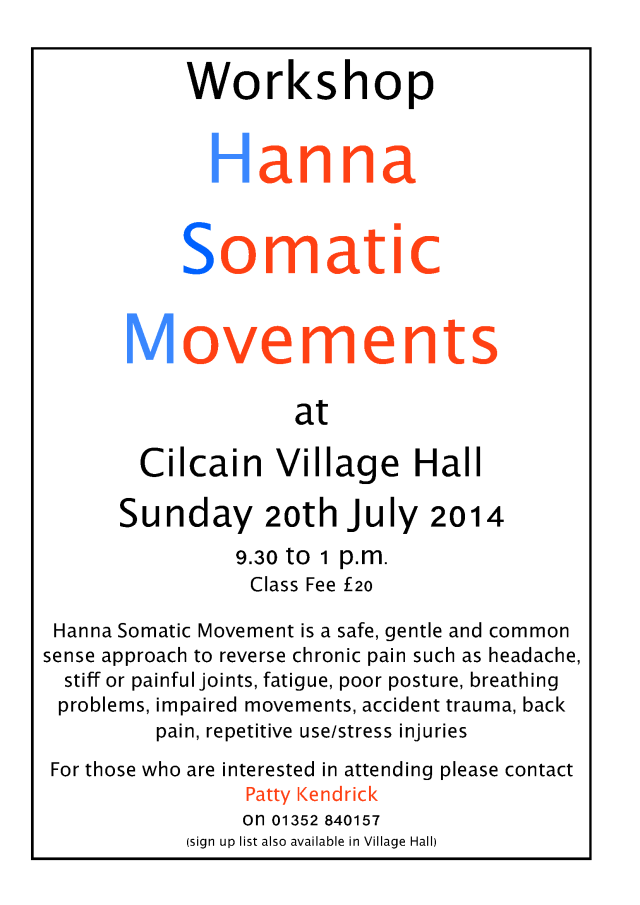 Hanna Somatic Movements