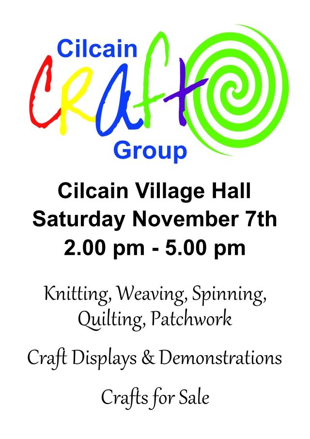 Craft Group Cafe November 2015