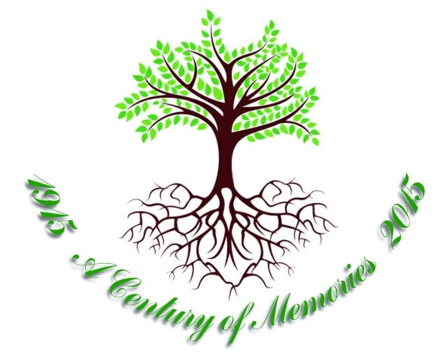 A century of memories logo