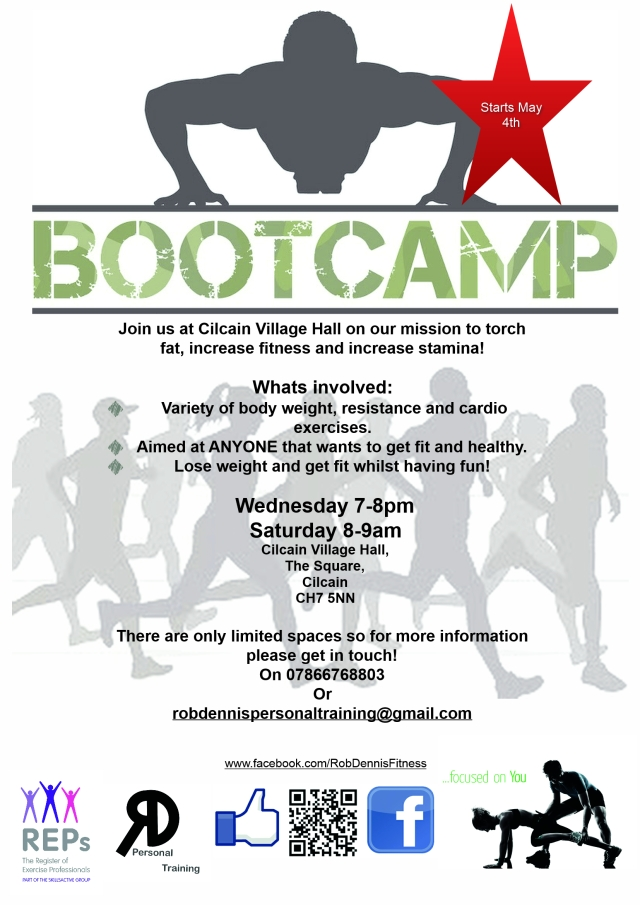 Bootcamp May 2016