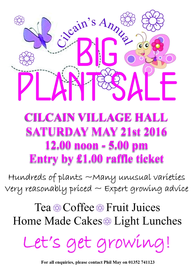 Big Plant Sale 2016 #