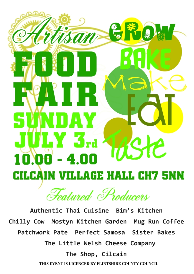 Cilcain Food Fair 2016