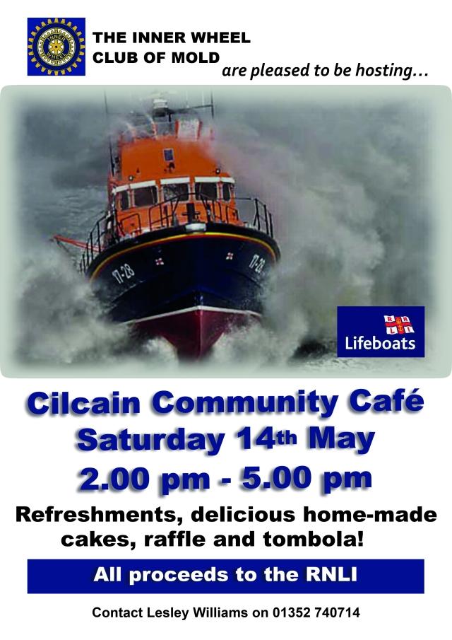 Lifeboats poster May 2016