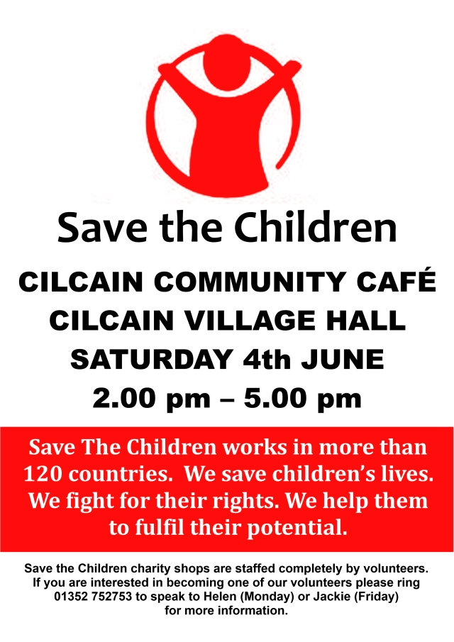 Save the Children poster June 2016